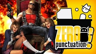 DUKE NUKEM FOREVER (Zero Punctuation) (Video Game Video Review)