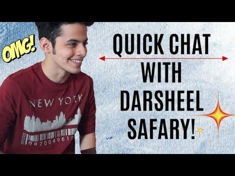Quick Chat with DARSHEEL SAFARY!  Abhishek Patnaik    Taare Zameen Par  NRK.HD