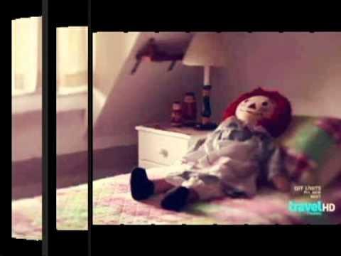 Annabelle Higgins La muñeca maldita. Historia