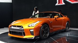 2017 Nissan GT-R First Look - 2016 New York Auto Show