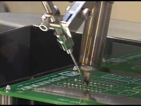 DENSO Robotics - Robot performs high-precision soldering