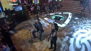 Haluk Levent - Zifiri { Kingo Disco } 25.02.2012
