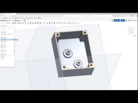 Onshape CAD for 3D Printing Tutorial