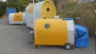 Help the Homeless - Build a Dignity Roller Pod