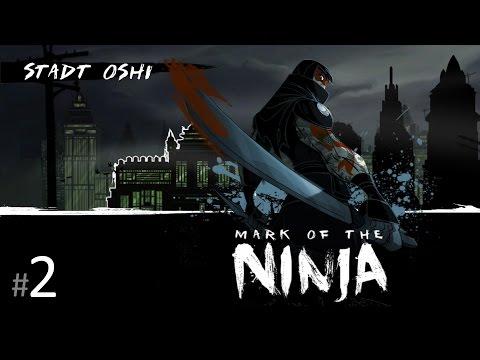 Mark of the Ninja ◘ Kapitel 02: Durchbreche die Grenze ◘ Gameplay englisch/deutsch [@ 1080p 60FPS]