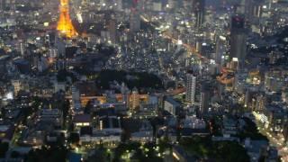Roppongi Hills -Tokyo Miniature-