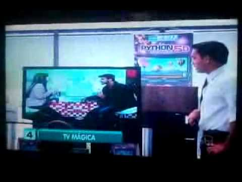 Pegadinha do silvio santos Tv magica tyton 5d Travel Video