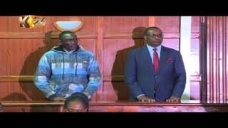 Kidero denies 3 corruption related charges