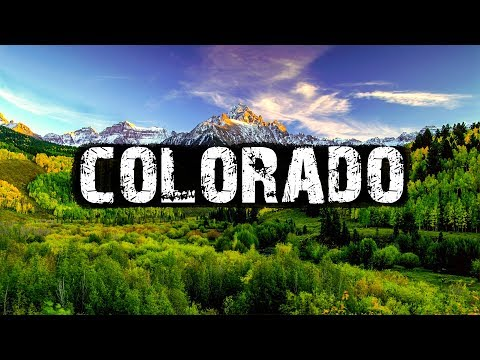 Путешествие на запад — штат Колорадо, дорога US Route 550 | Мотопутешествие по США [6 серия]