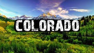 Путешествие на запад — штат Колорадо, дорога US Route 550 | Мотопутешествие по США [6 серия] / Видео