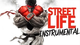 "AGGRESSIVE HARD RAP BEAT (Sick Hip Hop Instrumental) - ""Street Life"" 