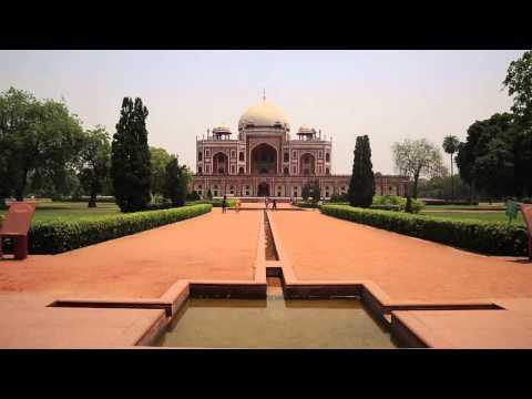 Humayun's Tomb New Delhi Holidays vacations
