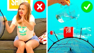 29 CRAZY SMART SUMMER HACKS