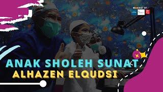 Anak Sholeh Sunat, Ananda Alhazen Elqudsi Prabowo   Metode FINESEALER   SUNAT 123