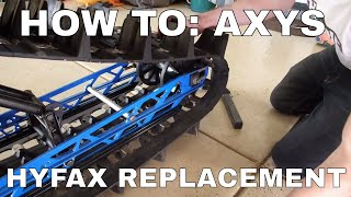 HOW TO: Replace your Polaris Axys Hyfax