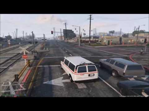 LSPDFR: Ep3. Transport Van