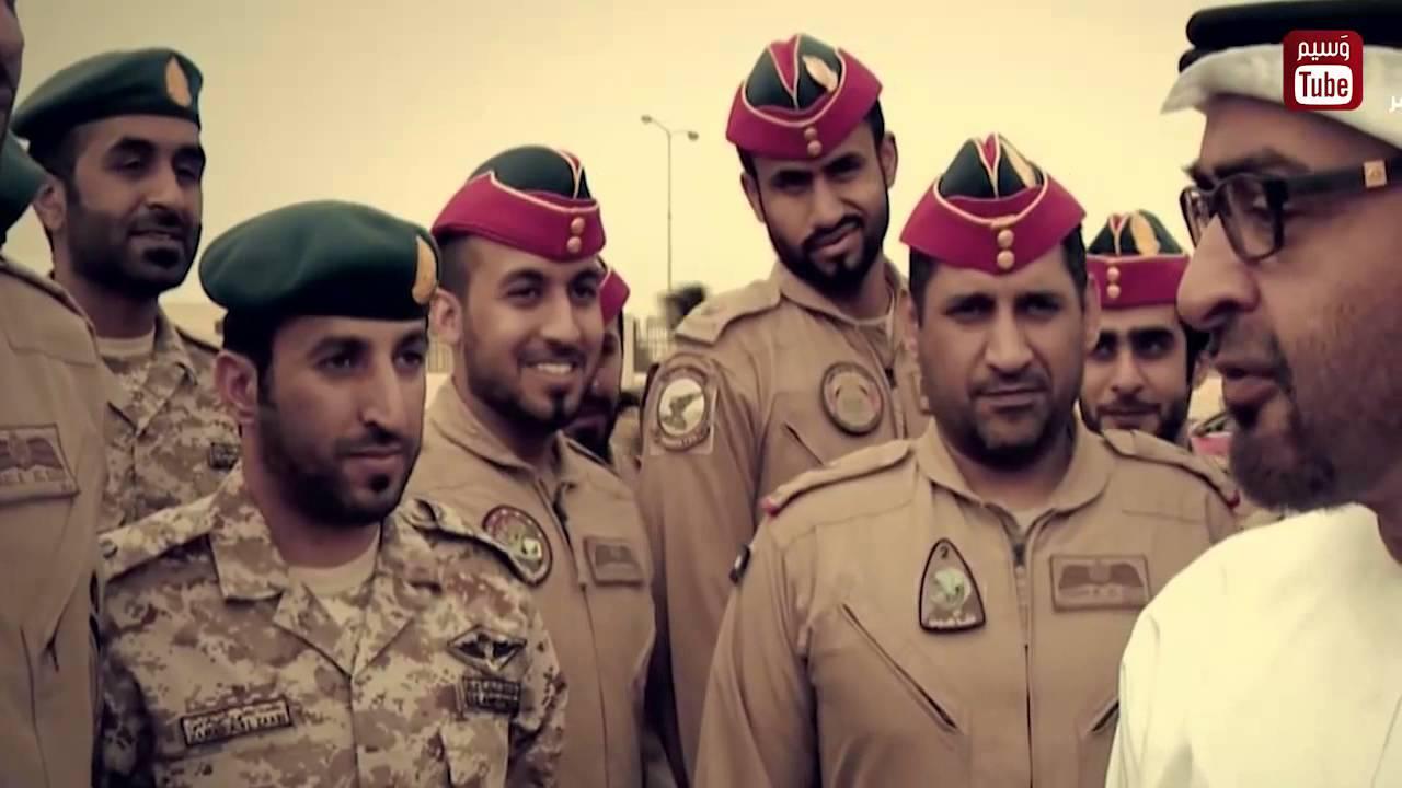 إستقبال جنود الإمارات البواسل   الشيخ وسيم يوسف