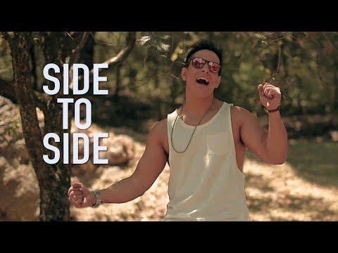 Side to Side - Ariana Grande ft. Nicki Minaj | Cover by Jazzel