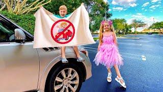 ديانا, روما والمبادىء البسيطة للأطفال