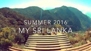 A Sri Lankan GoPro Summer