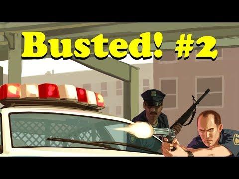 SAMP: Busted #2
