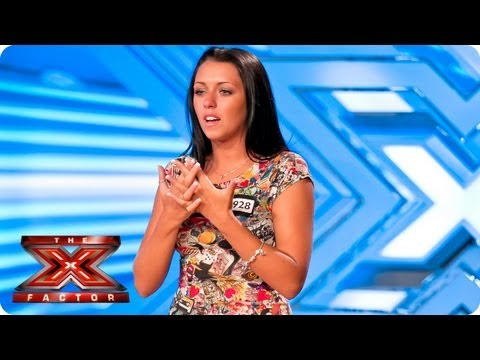 Stephanie Woods sings Run by Snow Patrol - Room Auditions Week 3 ...