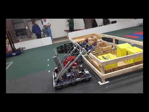 3146 Granby GRUNTS 2018 FRC Robot Reveal