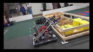 3146 Granby GRUNTS 2018 FRC Robot Reveal