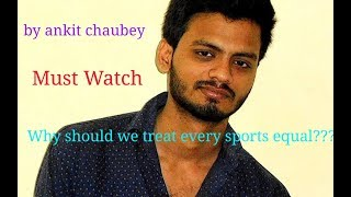 Sports Equality | This Video Is Must Watch For Sports Lover