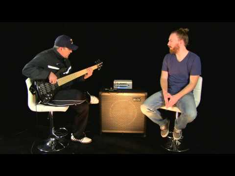 Warwick LWA 1000: Tone Review and Demo with Andy Irvine
