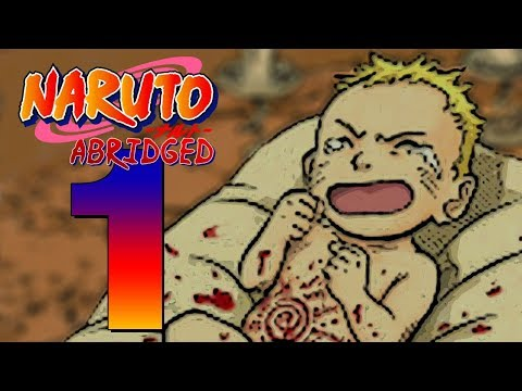 Naruto Abridged: Episode 1 - Pilot