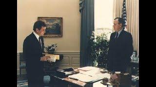 The secret life of George HW Bush
