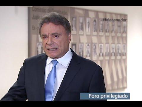 #falasenador: Álvaro Dias pede aprovação da PEC 10/2013, que acaba com foro privilegiado