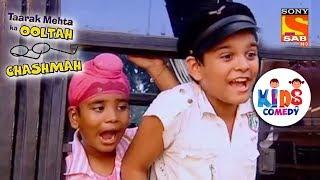 Tapu Sena's Day At The Amusement Park   Tapu Sena Special   Taarak Mehta Ka Ooltah Chashmah