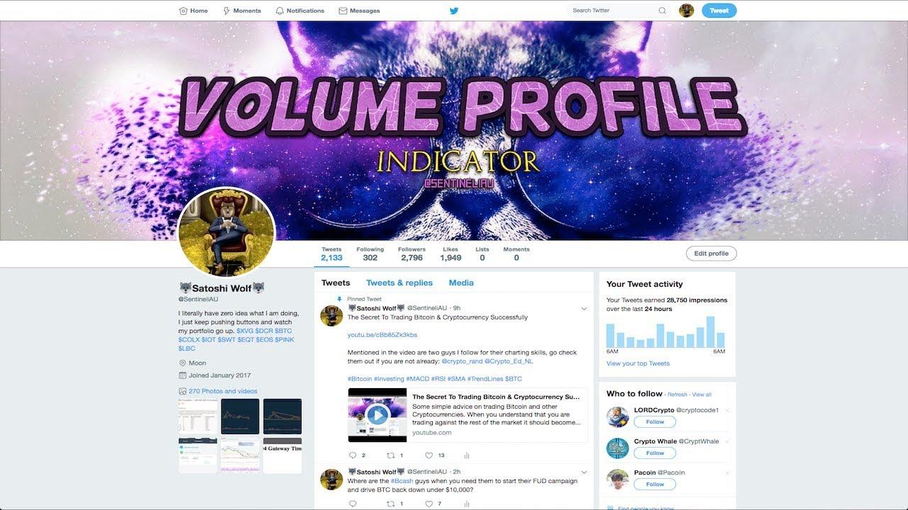 [Beginners Tutorial] Volume Profile Indicator - Trading View