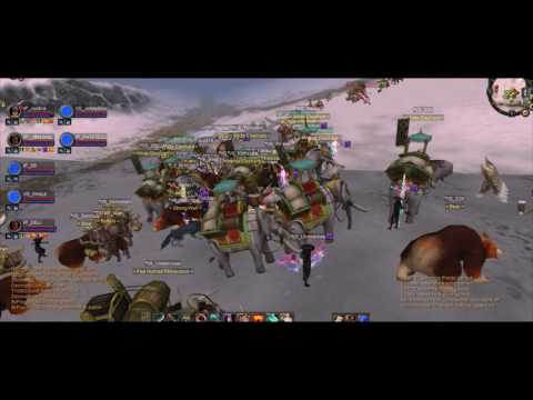 R-Sro Job War / InPanic & VagrantStory VS SiyahSancak,WeAreStarS,AllianceGods