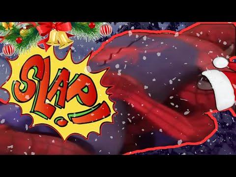 SPIDERMAN SLAP - ALL I WANT FOR CHRISTMAS (FULL VERSION)