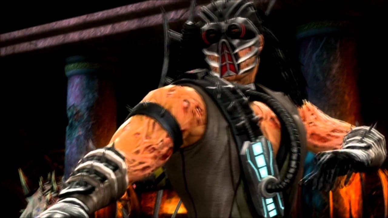 "Mortal Kombat 9 2011- Kabal Story "" Don't Let The Mask ..."