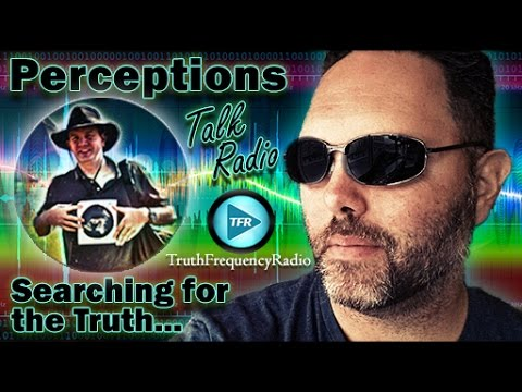 Flat Earth Clues Interview 31 - Perceptions Talk Radio via Skype Audio - Mark Sargent