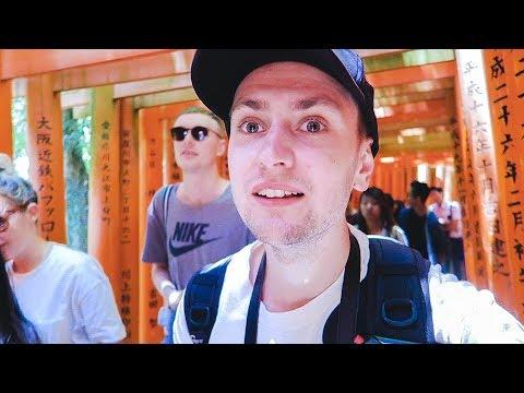 KYOTO, NARA + OSAKA | Japan Travel Vlog (Ep. 5)