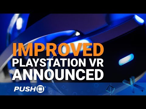New PlayStation VR Announced: HDR and Cable Management Improvements | PS4