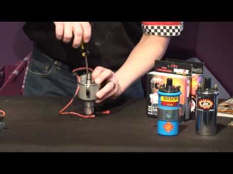 VW & DUNE BUGGY POINTLESS IGNITION INSTALL  YouTube