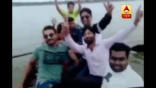 Nagpur: 8 youngsters die while trying to click selfie on a boat