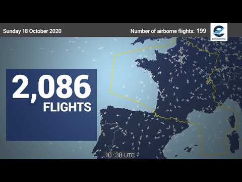 How is aviation recovering in France?