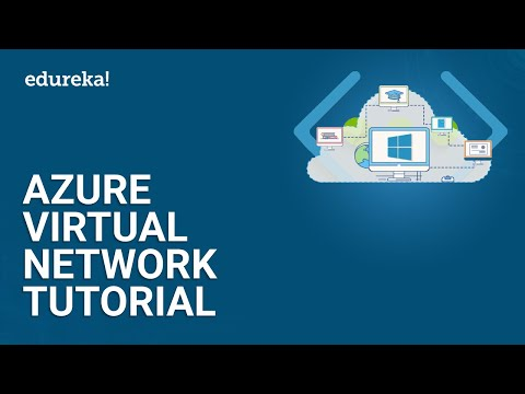 Azure Virtual Network Tutorial - 1 | Azure Virtual Machine T