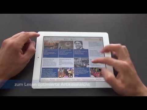 Die Digitale Zeitung - Erklärvideo