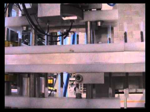 straw filling machine