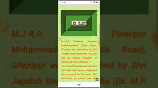 Online teaching setup tutorial for  MJRP Academy
