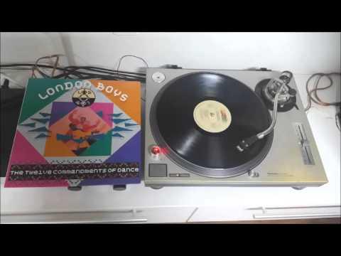 London Boys - My Love (LP)