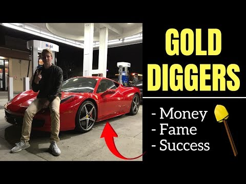 The Gold-Digger Relationships That Come With Money, Fame & Success
